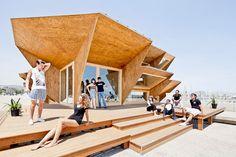 IAAC: endesa solar pavilion