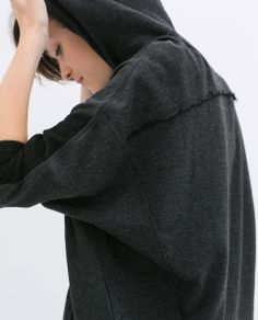 Zara - velours cape