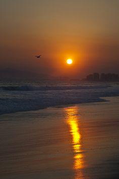 Barra da Tijuca Beach, Rio.