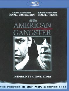 American Gangster (Blu-ray) (Unrated (Widescreen)