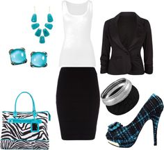 """Business woman"" by mrsclo on Polyvore"