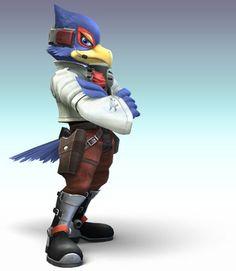 Falco, character of Star Fox