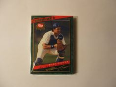 Unopened Post Rookie Star '94 Collection Baseball Cards 1993 Stats 1-30
