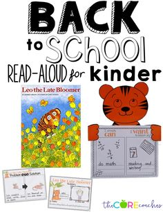Back to school read-