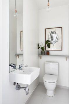 Konst på badrummet!