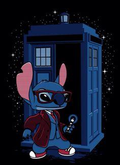 Dr Who Disney Pixar, Disney And Dreamworks, Disney Art, Disney Collage, Lilo Stitch, Disney Stich, Film Manga, Image Internet, Doctor Who T Shirts