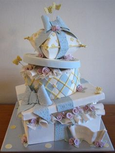Cakes looks pretty. Please check out my website thanks. www.photopix.co.nz