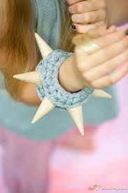 crochet bracelet diy - Google Search