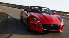 F-TYPE S Convertible in Salsa Red