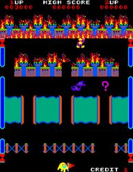 レトロアーケードゲームスレPart2 80年代半ば辺りまでのもので なお前スレは大体24時間前に立った模様 (262)   ふたばのログ