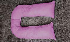Get 38% #discount on U Shape Body Pillow - Purple #onlinedeals #cashcashpinoy