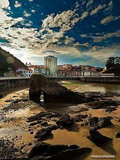 Candás, Asturias, spain