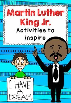Martin Luther King  Jr. Activities and Timeline. This engaging pack contains lots of fun activities to engage your students whilst learning about this incredible man.Activities Pack Reflection Sheet - what do the students already know about him?Non-fiction Comprehension about Martin Luther King Jr.