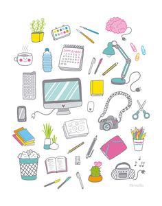 Illustrator Tools - Alejandra Morenilla