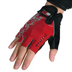 Cycling Half Finger Gloves Outdooors Glove Bike Accessories Multicolor