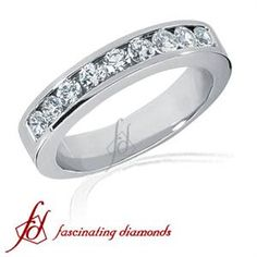The most vital element of your wedding is a perfect pair of wedding band.