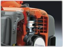 Husqvarna 350BT 50.2cc 2-Cycle X-Torq Gas Powered 180 MPH Midsize Back Pack Blower (CARB Compliant) - http://www.thirdavenueshops.com/outdoortools/?p=311