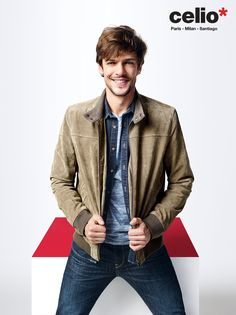 www.celio-chile.cl #outfit #menswear #celiochile Spring Summer 2015, Cl, Acting, Menswear, Outfits, Spring Summer, Canadian Horse, Suits, Men Wear