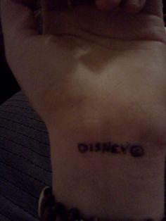 My body copyright by Disney? Yup. Sounds about right.
