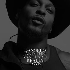 album cover art [12/2014]: d'angelo and the vanguard ¦ really love |