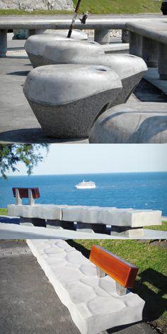 Mobiliario Urbano de Dipo Equipamiento Urbano + Diseño obtuvo el Sello de Buen Diseño edición 2011.