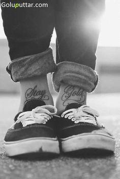 ankle tattoo man - Buscar con Google