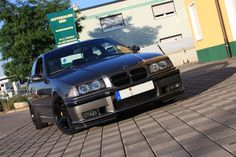 E36 328ti Compact from Germany :)