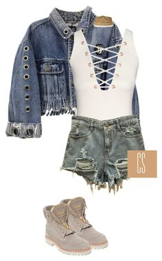 """""""Untitled #1199"""" by vladacatalleyag on Polyvore featuring H&M and Balmain"""
