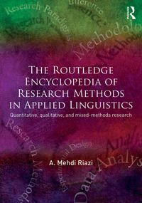 #newbook: The Routledge Encyclopedia of Research Methods in Applied Linguistics./ A. Mehdi Riazi.  http://solo.bodleian.ox.ac.uk/OXVU1:oxfaleph020511931