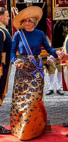 Queen Máxima, Sep 20, 2016