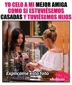 Es mi mejor amiga mía de mi! Bff Quotes, Funny Quotes, Funny Memes, Hilarious, Mexican Memes, Crazy Friends, Best Friend Goals, Friend Photos, Best Friends Forever