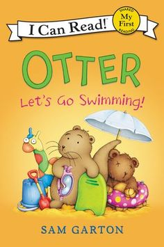 36 best level e books images on pinterest comic comic book and otter lets go swimming by sam garton fandeluxe Images