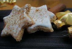 Karácsonyi fahéjas csillagok