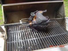 Burnt Chicken.