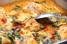 Kylling i sennepssovs (opskrift til ovn på 30 min.) - Madens Verden