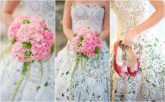 Crochet para bodas