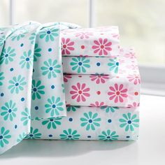 Sweet Daisy Sheet Set | PBteen