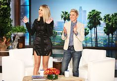 Khloe Kardashian told Ellen DeGeneres that Lamar Odom doesn't know what caused his brain injury yet. Watch the interview at Usmagazine.com!