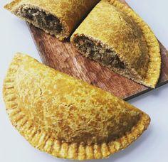Empanadas saludables: con masa de calabaza y avena - Green Vivant