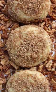 Cookie Crazed Mama: Cinnamon Toast Cookies