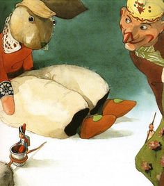 """""""The Velveteen Rabbit"""" by Margery Williams. Illustrated by Lisbeth Zwerger"""