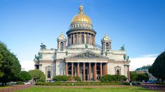 St. Isaac's Cathedral in St. Petersburg, | Expedia
