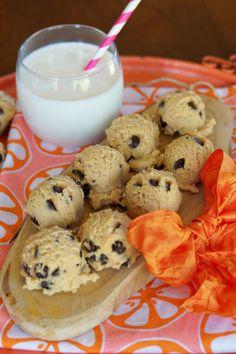 The best edible cookie dough via Mattawa Mum