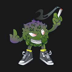 Check out this awesome 'green+vibes+weed+monster' design on Marijuana Art, Cannabis, Weed Posters, Weed Pictures, Stoner Art, Weed Art, Mini Canvas Art, Monster Design, Wallpaper Pictures