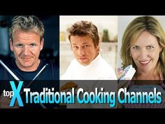 Top 10 YouTube Traditional Cooking Channels - TopX Ep.17 - YouTube