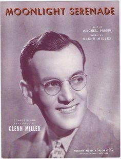 Resultado de imagem para a orquestra de glenn miller moonlight serenade ano de gravação