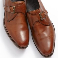Cole Haan Air Madison Monk Strap Shoe