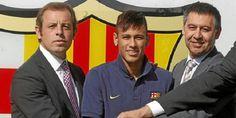El juez procesa a Neymar, a su padre y acusa a Bartomeu por varios delitos - http://aquiactualidad.com/juez-procesa-neymar-padre-acusa-bartomeu-varios-delitos/