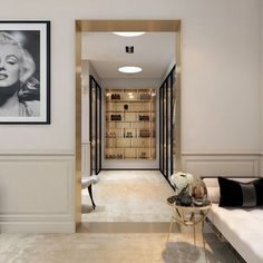 Discover a variety of Art Deco Hotel to the specific look you want. Art Deco Hotel Modern can be fun and playful, or chic and classy. Art Deco Hotel, Casa Art Deco, Gym Interior, Modern Interior, Interior Decorating, Interiores Art Deco, Estilo Art Deco, Modern Art Deco, Art Deco Design