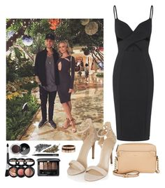 """""""Sis and Bro"""" by fashionable1looks ❤ liked on Polyvore featuring Aloura London, Topshop, Calvin Klein, Laura Geller, Guerlain, Cartier, NARS Cosmetics, Chanel and Paperself"""